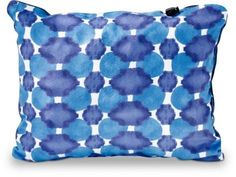 Therm-a-Rest Compressible Pillow - for smart campers who like to be comfortable.