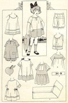 vintage sewing pattern