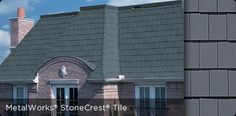 Tamko Roofing: MetalWorks StoneCrest Tile Tamko Shingle Product | Tamko Roof Shingles, Tamko Roofing Contractors | Bert Roofing Inc | Tamko Shingles Dallas, Tx | www.BertRoofing.com | 214-321-9341