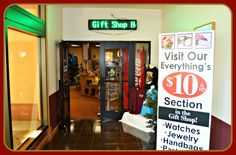 The Gift Shop at Apache Gold Casino & Resort, located at the south entrance to the Casino.