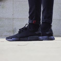 sports shoes 4a203 9a85a Adidas NMD Runner Triple Black adidasnmdwomensuk.co.uk