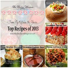 The Kitchen Whisperer Top Recipes of 2013