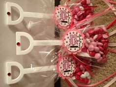 """I dig you"" Valentine's Day Favors - by: Snob Kids"