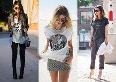 Camisetas estampadas para um look maravilhoso!! - Moda it