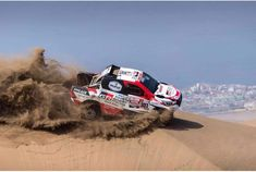 Rallye Paris Dakar, Toyota, Rallye Raid, Courses, Legends, Racing, Vehicles, Atvs, Running