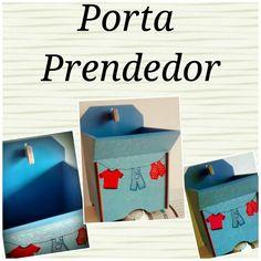 Porta Prendedor em MDF!!!