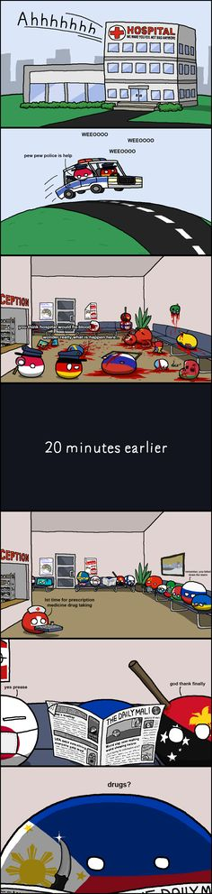 Hospital Massacre https://www.reddit.com/r/polandball/comments/5tztyu/hospital_massacre/