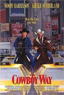 the cowboy way - Funny, good story and you get to see Woody Harelson modeling his tighty whiteys!