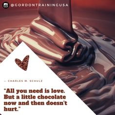 #love #chocolate #gordonmodel #gordontraining Good Parenting, All You Need Is Love, Relationship Tips, It Hurts, Training, Hacks, Chocolate, Work Outs, Chocolates