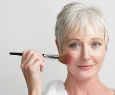 Makeup Tips for Women Over 50 http://www.buzzle.com/articles/women-over-50-makeup-tips.html