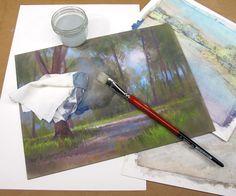 Richard McKinley explains how to reclaim pastel surfaces.