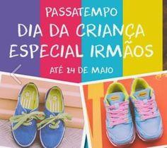 Amostras e Passatempos: Passatempo Dia da Criança Especial Irmãos by BEPPI...