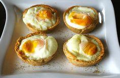 zadanie - gotowanie: Tosty z jajkiem inaczej.