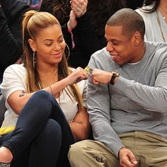 Jay-Z & Beyonce Named Music's First Billion Dollar Couple