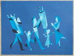Hillel Smith Made This Blue Spray Paint, Simchat Torah, Blowing Wind, Wind And Rain, Typographic Design, Hand Designs, Letterpress, Artist, Letterpress Printing