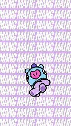 ✨ Fondo de pantalla #BTS #BT21 #Mang #J-Hope ✨
