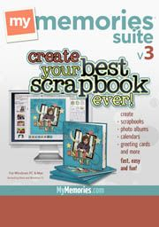 Top rated #scrapbooking software! Check out @MyMemories - great offer available - email lisaj@mymemories.com for a GREAT discount coupon!! #software #scrapbooking