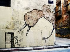 Street Art Valencia, Spain