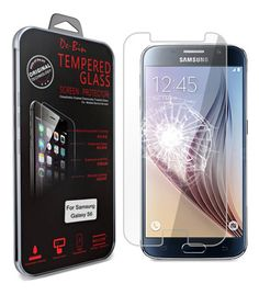 8. Tempered Glass LCD HD Premium Screen Protector
