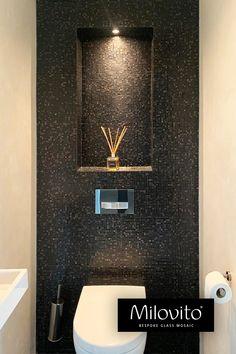 Bathroom Design Luxury, Bathroom Design Small, Bathroom Layout, Wc Design, Floral Design, Backlit Bathroom Mirror, Small Toilet Room, Navy Suits, Groom Suits