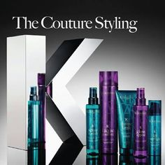 Kerastase Couture Styling. The newest line to Kerastase!