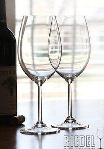 Riedel Wine Syrah Shiraz Pair . $24.95. Non lead, machine made. All Riedel glasses are dishwasher safe. Recommended for: Amarone, Barbera, Blaufrnkisch, Carmenre, Chteauneuf du Pape, Cornas, Cte Rtie, Grozes Hermitage, Grenache, Hermitage, Malbec, Mourvdre, Petite Sirah, Pinotage, Priorato, Saint Joseph, Shiraz, Syrah, Tannat.