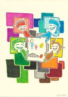 Die Blumenwiesenfee Illustration 36 Manifest Peanuts Comics, Illustration, Art, Art Background, Kunst, Illustrations, Performing Arts, Art Education Resources, Artworks