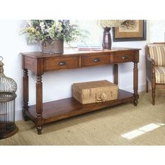 console - sofa table