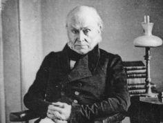John Adams Was A Tiger Dad. So Was John Quincy. - http://www.newenglandhistoricalsociety.com/john-adams-tiger-dad-john-quincy/