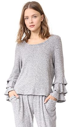 562acc3a157e4 online shopping for NYTT Bell Sleeve Tee from top store. See new offer for  NYTT Bell Sleeve Tee