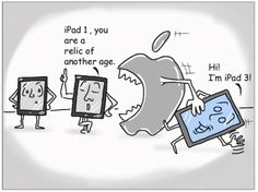 ¿Quién manda ahora, iPad 2?
