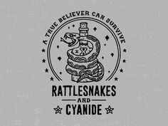 Rattlesnakes & Cyanide