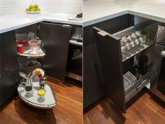 Kitchen - Organization - Storage