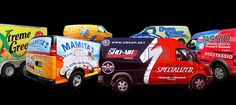 Vehicle Graphics & wrapping is one of the most powerful advertising tools a business can own. Not only does it help sales, but it also promotes a positive image and could protect your fleet! Advertising Tools, Positive Images, Car Wrap, Printing Services, Wrapping, Wraps, Van, Positivity, Graphics