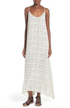 Billabong 'Island Wanderer' Print Maxi Dress available at #Nordstrom