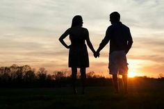 One of our engagement pictures taken by Zachary Heronemus