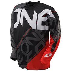 One Industries Atom 3//4 sleeve suit mtb bicycle Clothing bike trail shirt