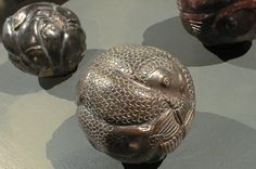 Fish Spheres - Elaine Marland, 2001