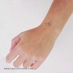 Small Tattoos sells temporary tattoos designed by professional artists and designers. Our temporary tattoos are safe and non-toxic. Meaningful Wrist Tattoos, Wrist Tattoos For Guys, Small Wrist Tattoos, Tattoos For Women, Delicate Tattoo, Subtle Tattoos, Word Tattoos, Mini Tattoos, Tatoos
