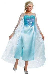 Frozen Elsa Costume - Adult Costumes