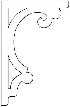 easy scroll saw projects free Wood Craft Patterns, Wood Carving Patterns, Carving Designs, Stencil Patterns, Scroll Saw Patterns Free, Cross Patterns, Free Pattern, Crafts To Do, Decor Crafts