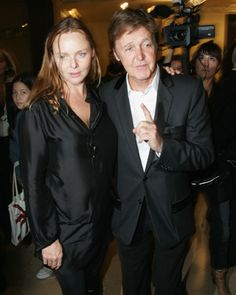 Stella McCartney is extremely #ecofriendly using non leather clothing items in her fashion range.