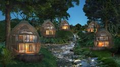 10 Wow-Factor Hotel Openings in 2015 if you got the money to splurge on them!