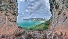 35 Astonishing Places Around the World - Railay Beach, Thailand