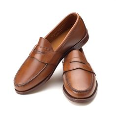 Weltline Penny Loafer - Calfskin - Ready Made Collection - Men's Stylish Mens Fashion, Latest Mens Fashion, Men's Fashion, Stylish Menswear, Fashion Styles, Stylish Outfits, Fashion Trends, Loafer Shoes, Loafers Men