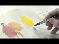 How to Paint People Using Watercolors - YouTube