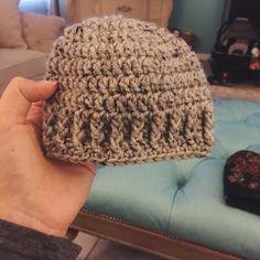 newborn hat free pattern