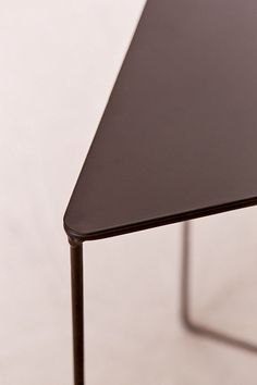 Slide View: 3: Triangle Side Table