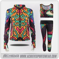 Achieve yoga wear