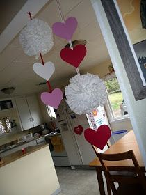 From my home...: Valentine Decor